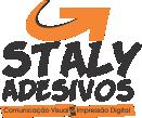 Staly Adesivos -  Comunicação Visual, Impressão e Brindes