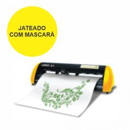 Adesivo Plotter Jateado Vinil Colorido  4x0 Fosco Mascára Papel