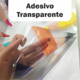 Adesivo Transparente vinil 0.8