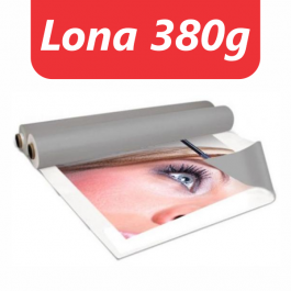 Lona Brilho 380g   4x0