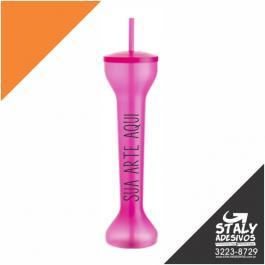 Yard Cup Rosa Neon  33x10    900ml