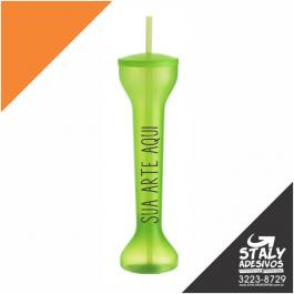 Yard Cup Verde Neon  33x10    900ml
